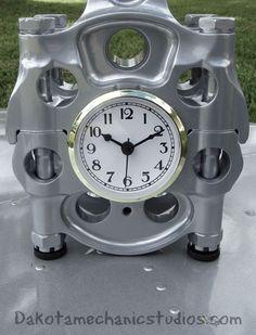 Authentic Pratt Whitney R 1830 Twin Wasp Master Rod Clock DC 3 B 24 PBY | eBay