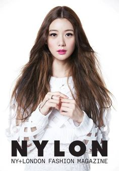 Clara shows three different makeup looks in white for 'Nylon' | allkpop.com