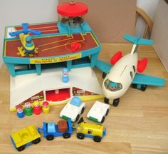 Fisher Price ruled.
