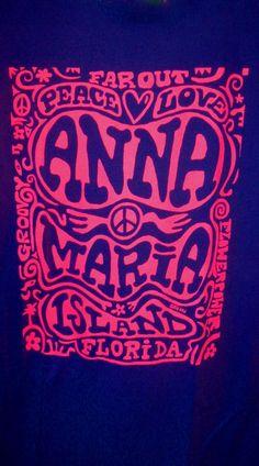 Peace and Love on Anna Maria Island