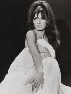 Marisa Mell - Photo from the film Anyone Can Play (1968)