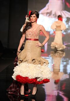 MOLINA MODA FLAMENCA - Simof 2013 (I didn't like many things from this collection, sadly.)