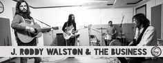 Recent News: J. Roddy Walston New Single - Heavy Bells ... Great set at The Shindig!