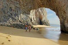 Lover's Beach Cabo San Lucas, Baja California Sur. México. So beautiful! Family Cruise Nov 2012