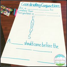 Coordinating+Conjunctions+Anchor+Chart.jpg (1600×1600)