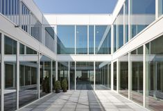 Gallery - Politiecommissariaat Brugge / Beel & Achtergael Architecten - 5