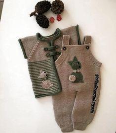 Baby Sweater Knitting Pattern, Baby Boy Knitting, Knit Baby Sweaters, Knitted Baby Clothes, Knitting For Kids, Baby Knitting Patterns, Knitting Socks, Knitted Hats, Boho Baby
