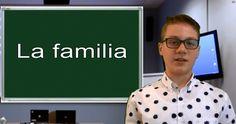 Nauka Hiszpańskiego #7 Rodzina