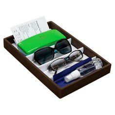 Customer presentation tray