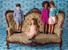 Alessandro Michele And His First Gucci Kids Collection