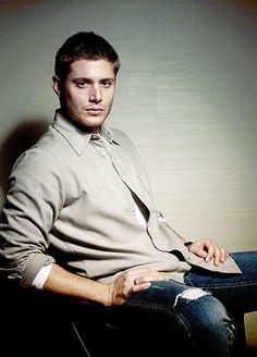 Jensen - Jan Buus Photoshoot - Dean Winchester - Jensen Ackles - Supernatural