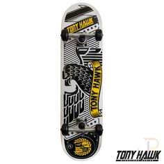 Tony Hawk 360 Series Complete League 8.0 Inch