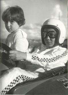 Ayrton Senna: Antes da F1 /MAIS FOTOS DE SENNA NO KART NOS ANOS 70