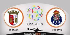 Braga vs Porto: Jogo grande a abrir a 24ª jornada da Liga Portuguesa com o 2º classificado, o Porto, a visitar o terreno do 4º classificado, o Braga, num http://academiadetips.com/equipa/braga-vs-porto-prognostico-liga-nos/