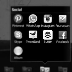 Buffer. Buffers your tweets so that you don't have to tweet as you think.