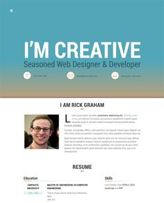 this vcard wordpress theme offers a twitter feed a responsive