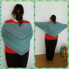 Shawl in Boutique Unforgettable Tidal