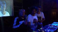 White Explosion Dj Sandy Rivera ( middle ) Kings of tomorrow Dj Nasty deluxe ( left ) Confetti Digital UK / Superradio Ohrid  Dj Bobbi ( right ) ( City Radio Skopje )