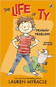 Sweet Ty has a new baby sister problem, a friend problem, and penguin problems too. Lovely chapter book, especially for sensitive boys. Read full review @ ChapterBookChat.wordpress.com