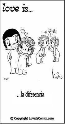 marisel@reflexiones.com: AMOR ES...  LA DIFERENCIA   (113)