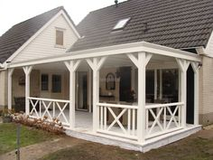 Bildergebnis für houten veranda
