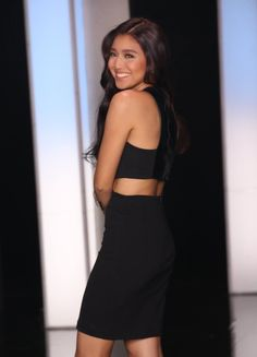Any message for our VAA Princess, Nadine Lustre? Filipina Actress, James Reid, Nadine Lustre, Jadine, Cute Couples, Two Piece Skirt Set, Actresses, Princess, Hair