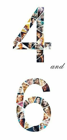 Four and Six/Tobias and Tris #Fourtris