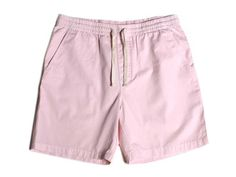 Artistry in Motion Pull Tie Cotton Shorts for Men in Pink PT025-PINK
