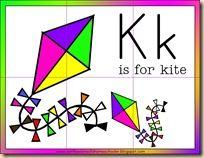 Prek Letter K - Confessions of a Homeschooler Alphabet Activities, Preschool Activities, Kindergarten Literacy, Letter K Preschool, Abc Bible Verses, Teaching Letters, Letter Of The Week, Letter Recognition, School Themes