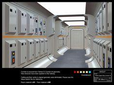 Star Wars Rpg, Star Wars Ships, Star Wars Rebels, Futuristic Interior, Futuristic Furniture, Decoracion Star Wars, Concept Art Gallery, Star Wars Concept Art, The Siege