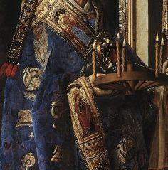 Madona with child by Jan van Eyck, 1436