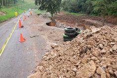 Puebla solicitará apoyo inmediato para reparar caminos
