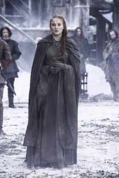 "Game of Thrones 6.04 - ""Book of the Stranger"" fonte: farfarawaysite"