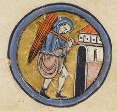 Psalter, Use of Sarum ('The Rutland Psalter') Date c 1260 Add MS 62925 Folio 6v