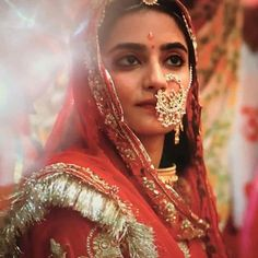 Image may contain: 1 person Rajasthani Bride, Rajasthani Dress, Rajput Jewellery, Rajputi Dress, Marriage Dress, Indian Bridal Fashion, Royal Dresses, Indian Designer Outfits, Wedding Wear