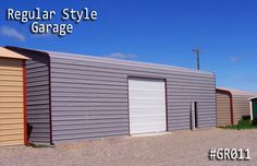Metal garages from Coast to Coast Carports Coast To Coast Carports, Metal Garages, Garage Doors, Building, Outdoor Decor, Home Decor, Style, Swag, Decoration Home