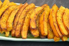 Roast Pumpkin (Vegan, Gluten-Free and Soy-Free) Vegetarian Recipes, Cooking Recipes, Healthy Recipes, Roast Pumpkin, Specialty Foods, Food 52, Pumpkin Recipes, Vegan Gluten Free, Finger Foods