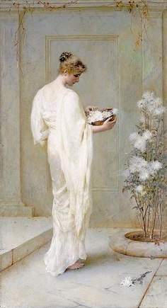 Divinely Fair - Henry Thomas Schafer
