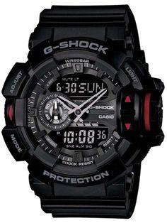 1c2b8a1402c Relógio CASIO G-SHOCK - GA-400-1BER Relogio Masculino Esportivo