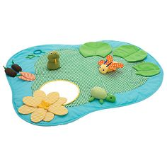 Buy Manhattan Toy Playtime Pond Playmat Online at johnlewis.com