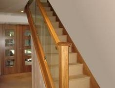 Timber Stair Gallery gorgeous wooden stairs by StairBox Timber Staircase, New Staircase, Staircase Ideas, Painted Stairs, Wooden Stairs, Loft Conversion Stairs, Staircase Manufacturers, Bespoke Staircases, Pinterest Home Decor Ideas