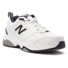 Mens Shoes New Balance MX623v2 White/Navy