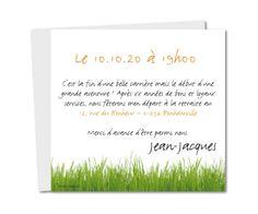 lettre invitation pot de depart