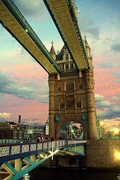 Tower Bridge, London, England | by Raanan Danon on 500px