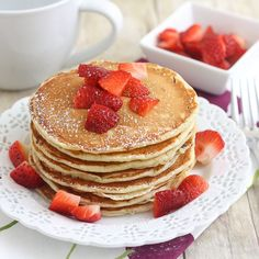 Sourdough Chocolate Chip Pancakes by Tracey's Culinary Adventures, via Flickr