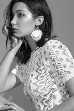 senyahearts: Bella Hadid by Robbie Fimmano for Vogue Australia, April 2015