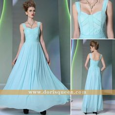 Dorisqueen A line/princess sweetheart floor-length changeable silk prom dresses 2014/quinceanera dresses with new fashion