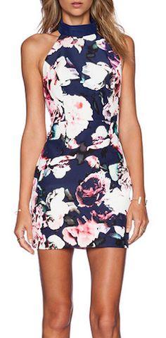 Cute floral mini dress http://rstyle.me/n/wks55nyg6