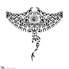 Tatuaggio di Rawahi, Oltreoceano tattoo - custom tattoo designs on TattooTribes.com