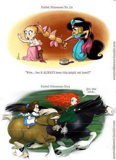 Disney Princess Cartoons, All Disney Princesses, Disney And Dreamworks, Disney Cartoons, Disney Au, Disney Fan Art, Disney Love, Disney Magic, Disney Stuff